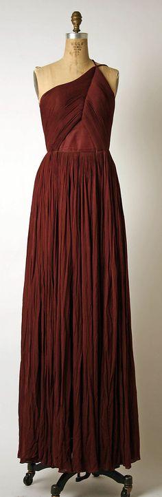 Evening dress madame gres