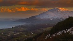 Slieve Foy in County Louth