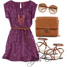 H  M Polyvore outfit