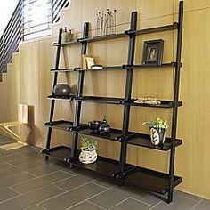 Jcpenney leaning bookshelf