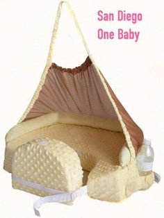 Incredible breastfeeding pillow...use it, love it...really I can be hands free:)