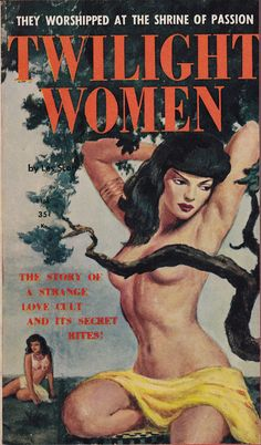 drunkcle:    Twilight Women. They worshipped at the shrine of passion.  Hey, that's where I go to church too!