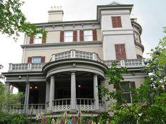 The Juliette Gordon Low Home, Savannah, GA.  #SalutetoGirlScouts