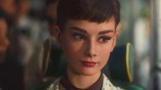 Audrey Hepburn was recreated, thanks to CGI, in this commercial for Galaxy Chocolate
