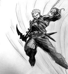 A Sicarius sketch! :)