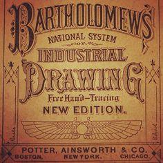 vintage typography, vintag piec, typehunt typeresearch