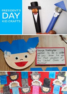 President's Day Kid Craft Ideas
