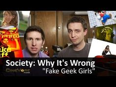 Fake Geek Girls: Fiction or Reality? [Video] | Geeks are Sexy Technology News