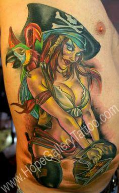 Joe Capobianco - Hope Gallery Tattoo - New Haven, CT