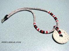 Tubular Ndebele(Herringbone