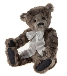 Smokey Bear-CB141224  14 Inches created in plush, jointed