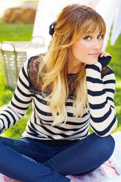 Lauren Conrad for Kohl's Fall 2013 Lookbook - The Budget Babe