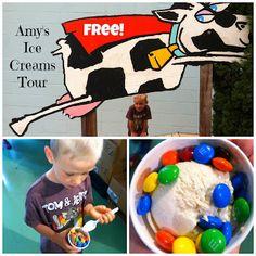 Free Fun in Austin: Free Amys Ice Creams Tour