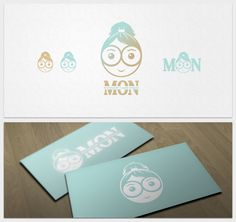 Personal logo by Mon