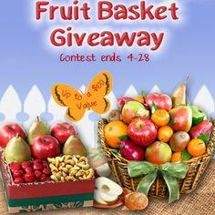 Win a Fruit Basket!
