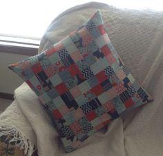 scrappy pillows