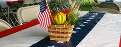 Go Local for Labor Day - party food recipes featuring food in season in Virginia