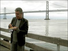 anthony bourdain no reservations- sf