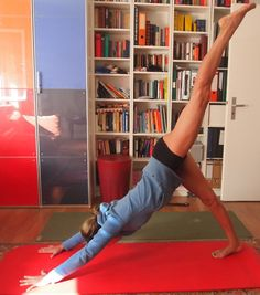 Love #yoga. Love it. ^ One of my favorite poses.