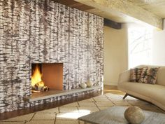 Maya Romanoff's Wallcovering is simply amazing!