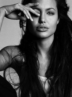 """""""I don't believe I feel differently from other people. I think we all want justice and equality, a chance for a life with meaning."""" Angelina Jolie"""
