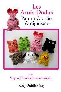 Lambie Amigurumi Patron Gratis : amigurumis on Pinterest Amigurumi, Amigurumi Patterns ...