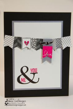 Stampin' Up! Valentine by Aimee's Creations: New Goodies!