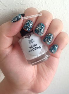 Fierce Makeup and Nails: Twinsie Tuesday: Glitterbomb
