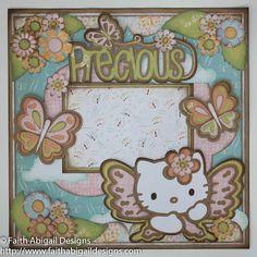 June 100 Cricut Cartridge Blog Hop |Faith Abigail Designs