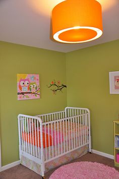 tips for putting together nursery