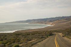 Coasting down Pacific Coast Highway #DreamingInBlue