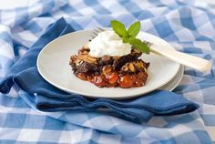 Post image for Gluten Free Chocolate Cherry Dump Cake Recipe