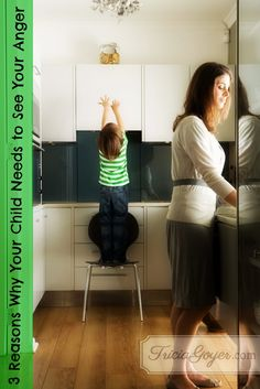 A few times when it is good for your kids to see your anger via @Tricia Goyer and @The Better Mom