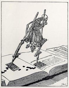 The Dance of Death, Joseph Sattler