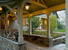 Carport Beams
