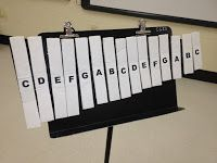 Music with Mrs. Dennis: Tour My Classroom. A couple really fun ideas