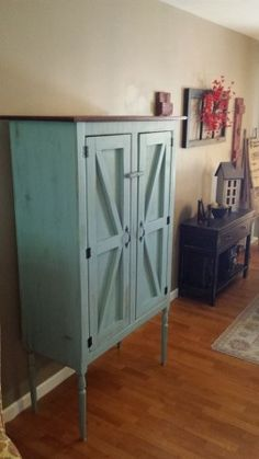 Country Pie Safe | Do It Yourself Home Projects from Ana White
