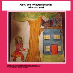 Kloey and Whisper wings |  by Dawn Marie Therriault-Haycook