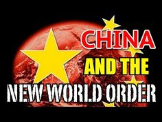 "China and the ""New"""