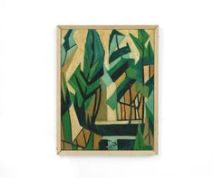 Hindsvik | Mid Century Modern Furniture, Home Decor & Design Shop - Original Vintage Abstract Art