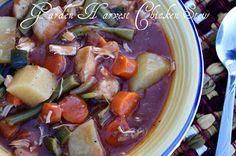 Mommy's Kitchen: Garden Harvest Chicken Stew {It's a Keeper}