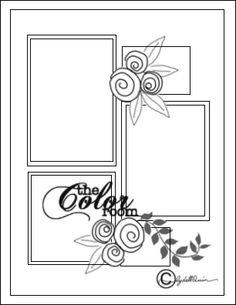 CARD & SCRAP SKETCH