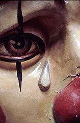 Clown Tears  by Deborah Wolfe