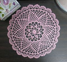 DOILIE CROCHET PATTERN | CROCHET PATTERNS