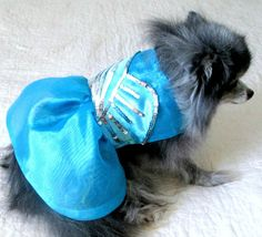 My Blue Heaven by Candy on Etsy