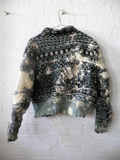 Celia Pym (re-knit)