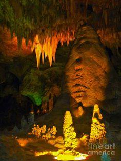✯ Carlsbad Caverns
