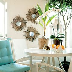 How to decorate your home in simple, SoCal-inspired style.