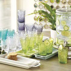 Set of 4 Henri Glassware | Ballard Designs