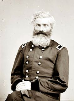 Union General Henry Baxter was appointed Brigadier General March 12th 1863 after being wounded at the Battle of Fredericksburg.